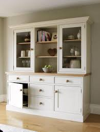 Kitchen Buffet Hutch Furniture White Kitchen Buffet Amazoncom Storage Cabinet Whitehc001 Buffets