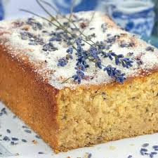 Lemon And Lavender Drizzle Cake The Happy Foodie