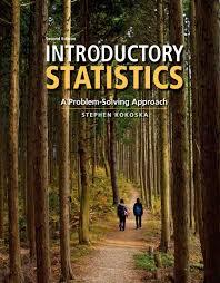 introductory statistics macmillan learning  image introductory statistics