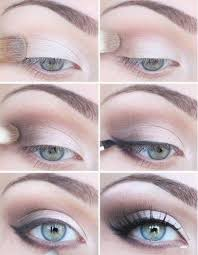 a soft and simple eye makeup for your blue eyes eyeshadow tutorials for blue