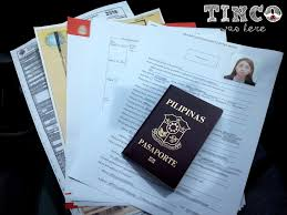 Tinco Was Here How To Apply A Japanese Tourist Visa For Filipinos