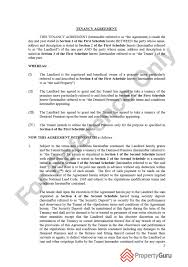 msia tenancy agreement guide and