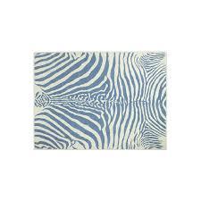 multi stars zebra rug 140x200 loading zoom