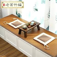 rattan mats rattan carpet mat pad baby kids crawling pad tatami mats living room bedroom summer rattan mats