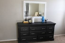 Painting Bedroom Furniture Black Painted Wood Bedroom Furniture