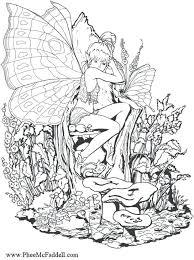 Coloring Fairies Coloring Fairies Coloring Pages Unicorn Fairy Plus