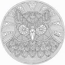 Small Picture Mandala Coloring Online Best Picture Mandala Coloring Pages Online