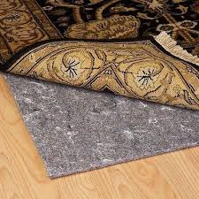 details about duo lock reversible felt and rubber non slip rug pad size 3x5 rug pad