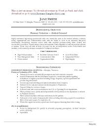 Pharmacy Resume Example Resume Pharmacy Resume 14