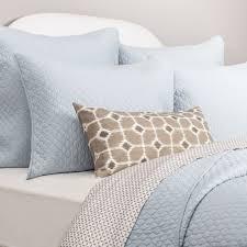 blue quilt bedding.  Quilt Bedroom Inspiration And Bedding Decor  The Cloud Light Blue Quilt U0026 Sham  Duvet Cover On Bedding S