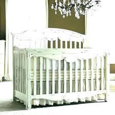 antique white baby crib cribs furniture vintage style cache retro at the alternate space convertible australia