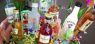 Ideas Gift Liquor Bottles Mini -