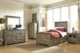 distressed black bedroom furniture. Rustic White Bedroom Furniture Distressed Black Medium Size Of For .