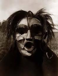 Ритуальные <b>маски индейцев</b> Северной Америки