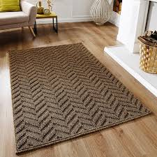 120x160cm 160x225cm or 60x220cm runner sizes and should be top of your list if you re looking for a plain colour hardwearing floor rug suited to wood