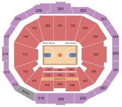 Buy Virginia Tech Hokies Basketball Tickets Front Row Seats