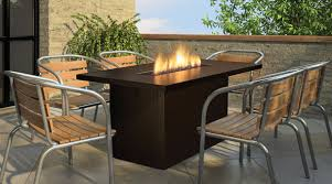gas patio table. enjoy your patio more with an outdoor fireplace or firepit gas table a