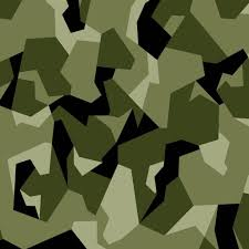 Camo Patterns Delectable A Closer Look At PDW's Geometric Camo Pattern Soldier Systems Daily