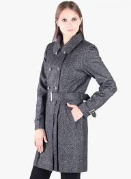 genuine womens winter jackets 2017 new owncraft grey solid long l g au coat