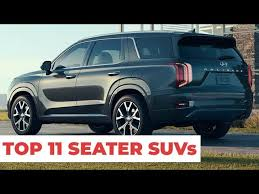 big and ious 8 seater suvs in 2019