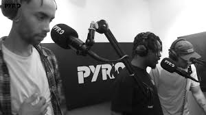 Monster Florence's Dream Mclean, Alex Osiris & Wallace Rice Freestyle -  PyroRadio - (23/05/2017) - YouTube