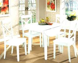 small kitchen table with leaf impressing drop leaf table set at round dining furniture regarding small