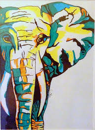 colorful elephant drawings. Contemporary Colorful IMG_4039001 IMG_4038  To Colorful Elephant Drawings
