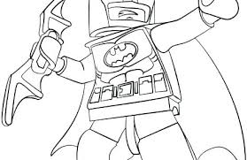 Coloring Pages Lego Batman Coloring Page 2 Sheets Colouring Pages