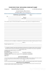 free job proposal templates downloads