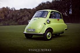 Coupe Series 3 wheel car bmw : The BMW Isetta Moto Coupe – Born in Italy, Raised in Germany ...