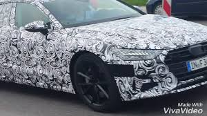 2018 audi s7. perfect audi new 2018 audi a7 prototype erlknig spied in ingolstadt on audi s7