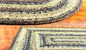 black oval braided rug country braided rugs primitive area rugs primitive country area rugs country area