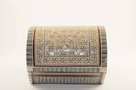 egyptian handmade jewelry box