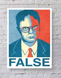 The office posters Wall Image Unavailable Business Insider Amazoncom Meimeiz False Poster Standard Size 18inches By 24
