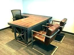 rustic desk home office. Rustic Office Desk Modern Industrial Home Furniture E