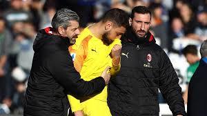 Atalanta-Milan, Donnarumma scosso: esce dal campo in lacrime ...