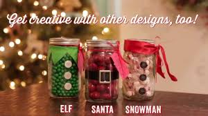 Decorating Mason Jars For Gifts Christmas DIY Mason Jar Teacher Gift YouTube 58