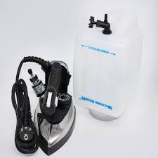 Bàn Là Công Nghiệp Bình Treo Hơi Nước ES_94A hàng nhập khẩu chính hãng (màu  xanh) - Bàn ủi, bàn là Nhãn hàng No Brand