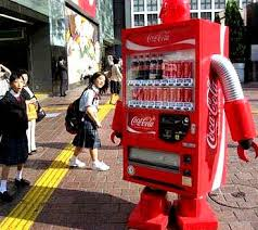 Japanese Vending Machine Dress Mesmerizing CAST Health Food And Vending Machinesa Contradiction Of Terms