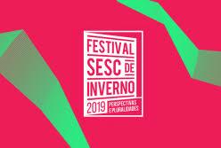 Resultado de imagem para Logo: Festival SESC de inverno 2019