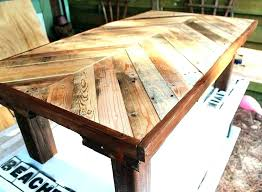 pallet wood table top making a table top wood table top pallet wood coffee table making