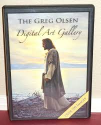Greg Olsen Digital Art Gallery DVD Over ...