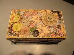 Decorating Cigar Boxes Altered decorated cigar Box 100 Cigar boxes Pinterest Cigar 14