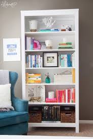 For Bookcases In Living Rooms 17 Best Ideas About Bookshelf Organization On Pinterest
