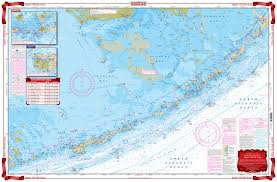 Upper Florida Keys Navigation Chart 33