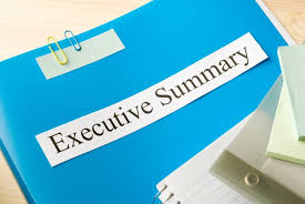 Execuative Summary How To Write An Executive Summary For An Rfp Response