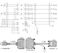 mitsubishi plc cable diagram diagram mitsubishi plc wiring diagrams electrical