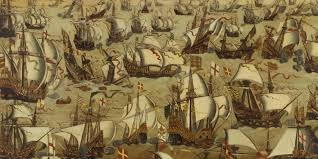 Memilih agama, menaati peraturan, menghormati sesama dan mendapat perlidungan hukum. The Spanish Armada 1588