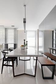 Exciting Modern Minimalist Dining Table Pictures Inspiration ...