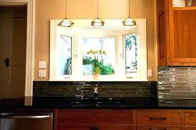 lighting over kitchen sink. Kitchen Sink Lighting Light Fixture Over Medium Images Of T